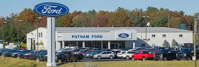 Putnam FORD Uses New Financial Tool to Go Solar