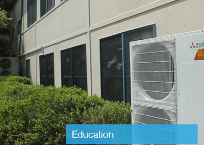 $164 K Education Center: Solar