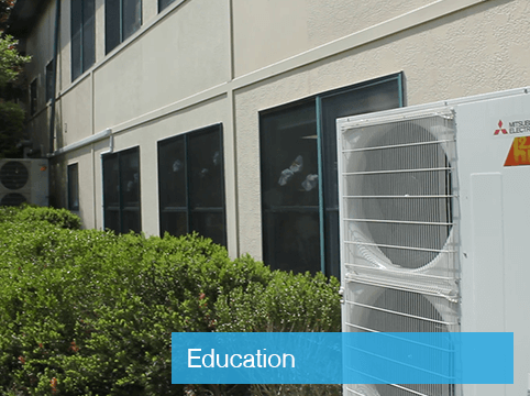 Education Center: HVAC and Solar