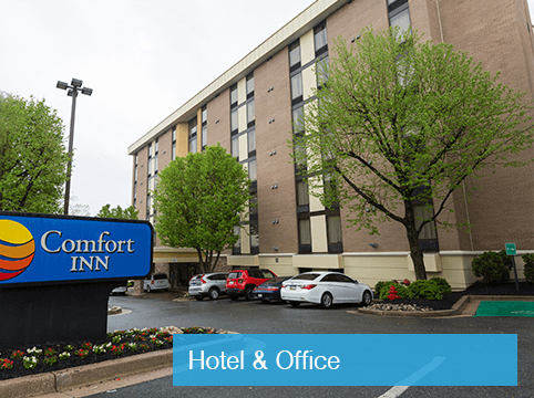 $1.29M Hotel and Office Energy Efficiency