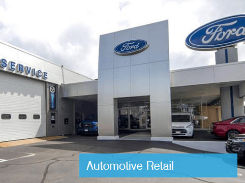 Automotive Retail: Solar with Roof Replacement