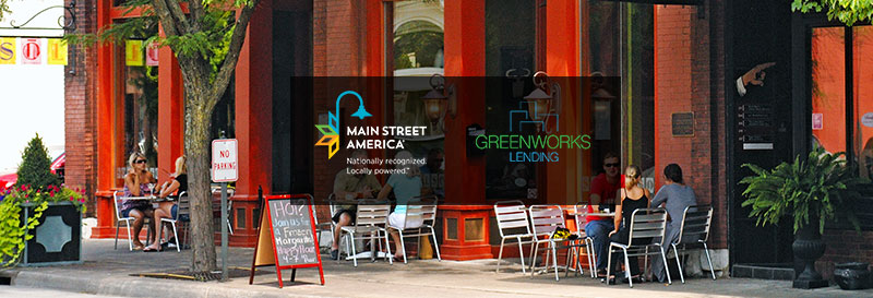 Greenworks Lending and Main Street America Align to Provide Capital to Commercial Properties for Energy Improvements