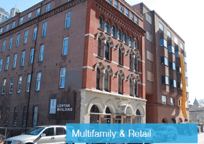 Mixed-use: Redevelopment