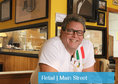 Retail: Solar on Main St