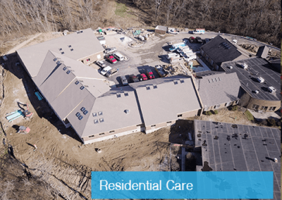 Residential Care: Energy Efficiency