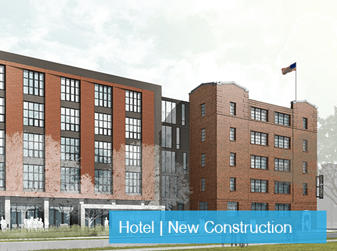 Hotel: New Construction