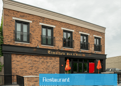Restaurant: Brown St