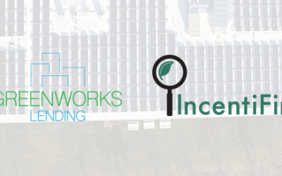 Greenworks Lending and IncentiFind Form Partnership to Advance the use of Green Incentives with C-PACE Financing