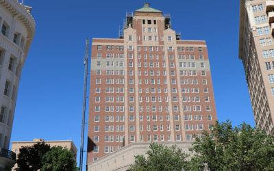 Historic Plaza Hotel El Paso Undergoes Revitalization with Help from Texas C-PACE Program