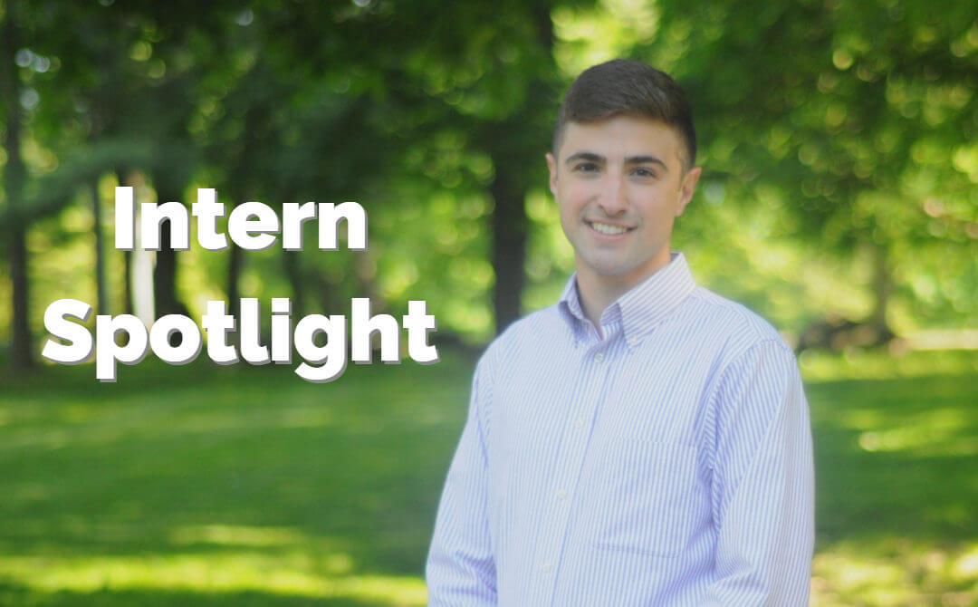 Intern Spotlight with Eric Grundt