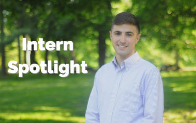 Intern Spotlight with Eric Grundt