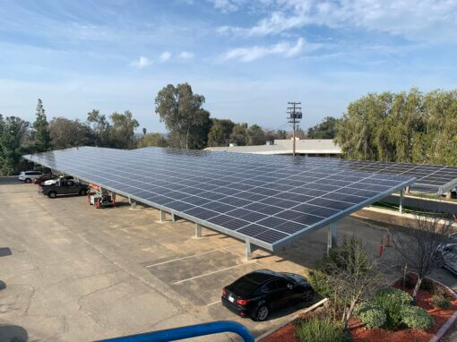 $720K Non-Profit Solar