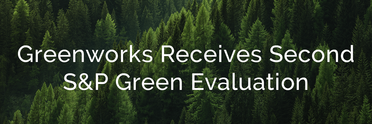 S&P Green Evaluation