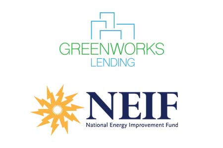 National Energy Improvement Fund (NEIF), the nation's only Certified B Corporation energy efficiency lender, and Greenworks Lending, the nation's leading Commercial Property Assessed Clean Energy capital provider, have partnered to offer a single, integrated platform that will enable contractors easy, single-stop access to both Commercial Property Assessed Clean Energy (C-PACE) financing and equipment finance agreement