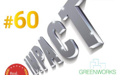 Greenworks Selected as Real Leader's Impact Award Winner for Second Year in a Row